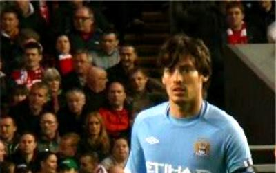 eng  manchester city  esp  david silva