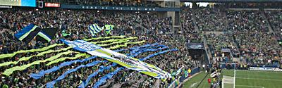 usa  seattle sounders