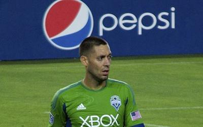 usa  seattle sounders  usa  clint dempsey